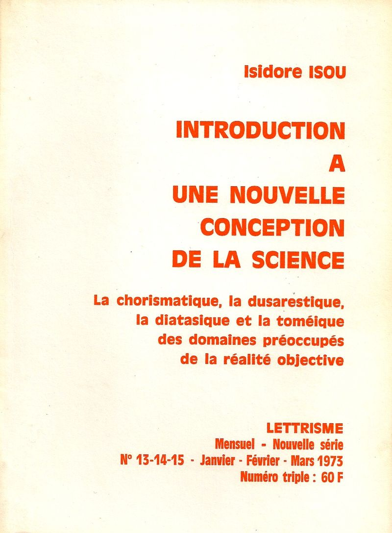 Isou-science