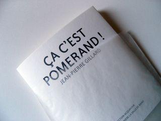 "0011. Jean-Pierre Gillard, ""Ça c'est Pomerand !"""